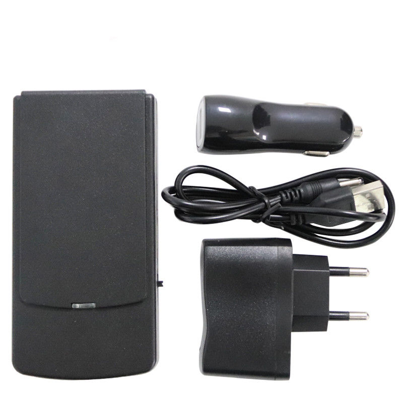 Black Eod Tools And Equipment Mini GSM / 3G Jammer Pk310 Suitcase Portable Design