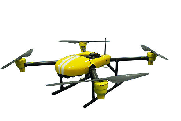 TS380-D4 Counter Terrorism Equipment Explosion Proof Drone High Flexibility